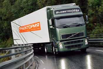 Автоперевозки из Москвы в Иркутск