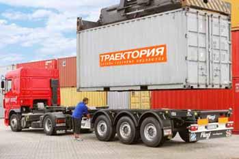 Доставка грузов в Иркутск из Москвы