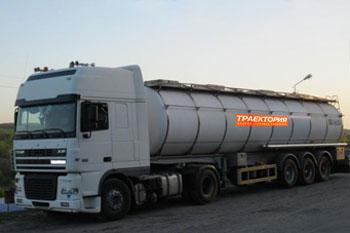 Автомобильные доставки грузов на юг России