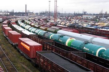 Доставка грузов на Урал и в Тюменскую область по железной дороге