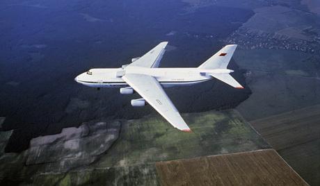 Доставка самолетом