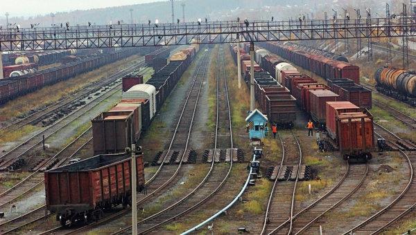 Железнодорожные вагоны