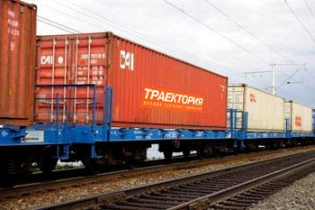 Железнодорожные перевозки грузов на северо-запад России